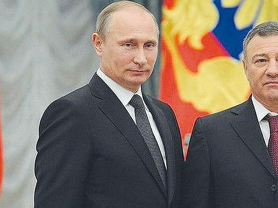 Путин коллективный