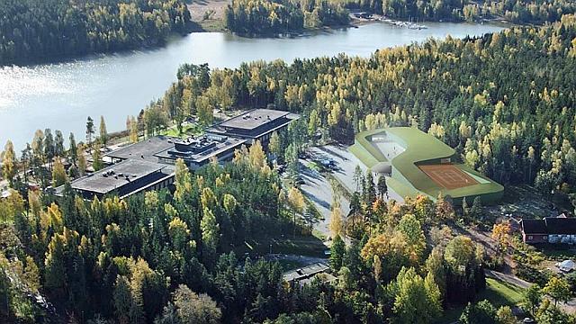 Конгресс-отель в Киркконумми