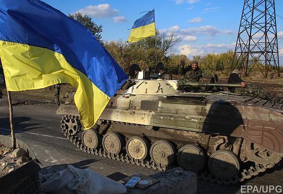 Украинские войска защищают Россию от новых санкций