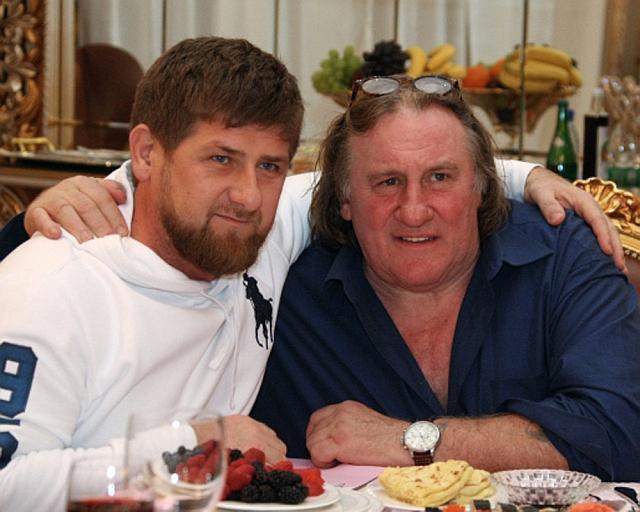 Кадыров офоршмачился с пидарасом