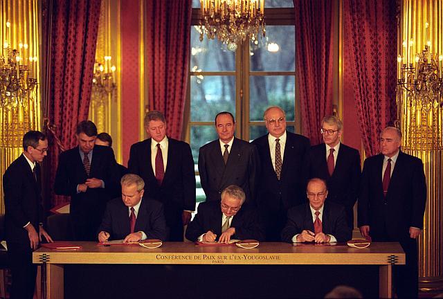 С Милошевичем встречались.