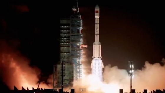Китайцы осваивают Луну