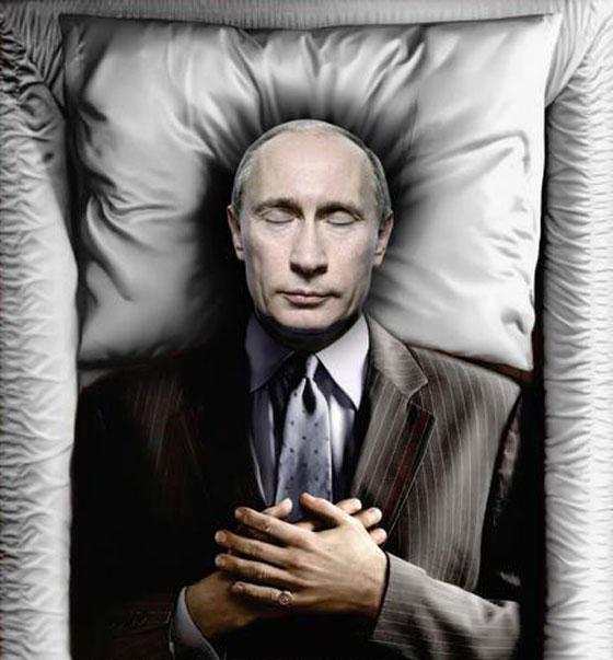 Майор Ипатьев: Чем болен Путин? - mayoripatiev ru