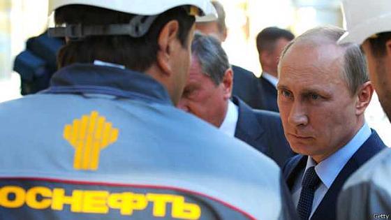 Решительный ответ Роснефти