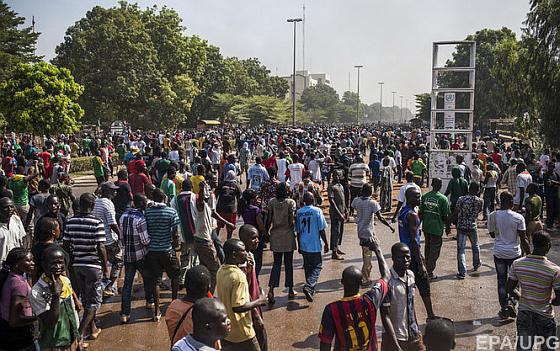 Африканский майдан 1