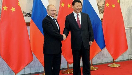 Путин осчастливил китайца Ёбтафоном