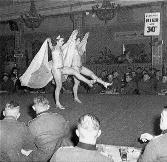 Проституция в нацистской Германии