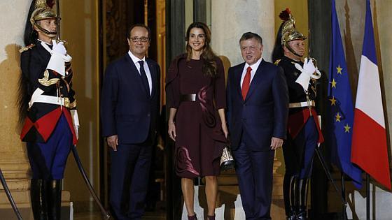 Олланд и Абдалла