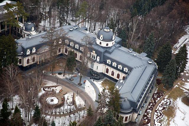 Подмосковный дом Шувалова
