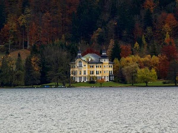 Поместье Шувалова в Австрии