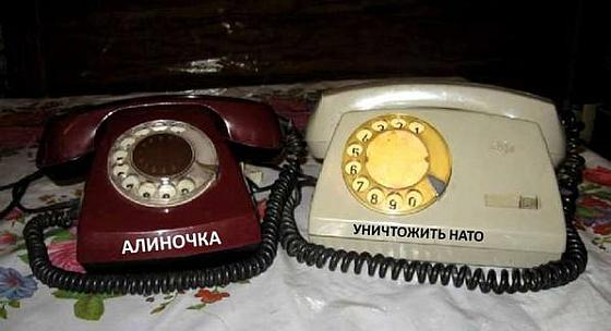 Главные телефоны Путина