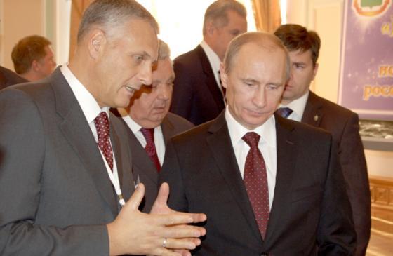 Хорошавин и Путин