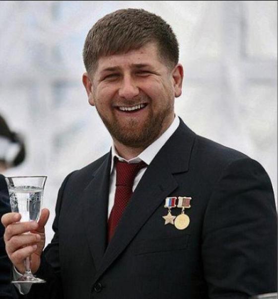 Рамзан Кадыров очень рад