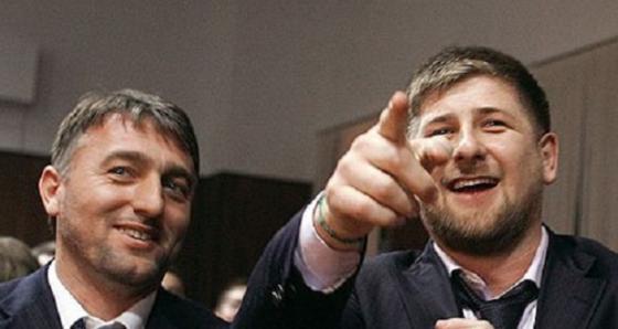 Кадыров и Делимханов