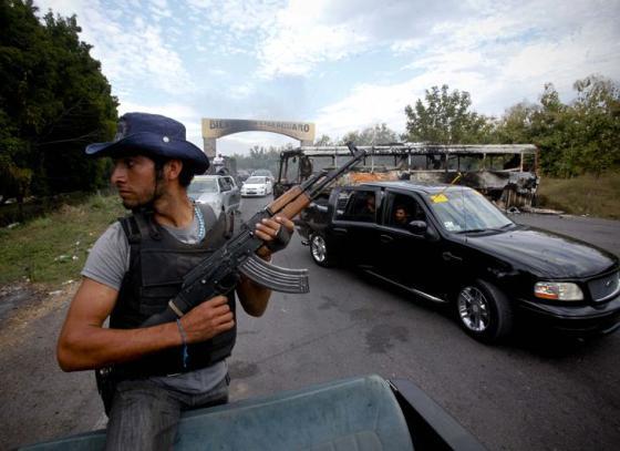 Мексиканский партизан