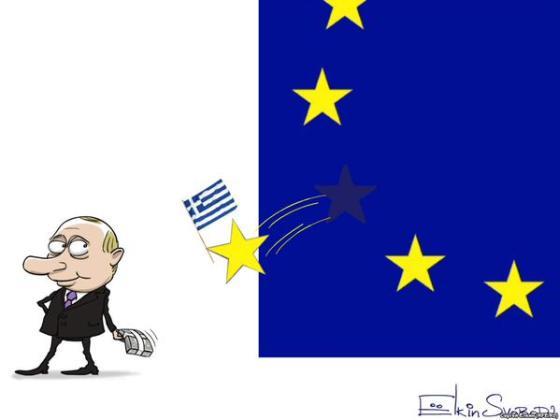 Ёлкин про Путина и Грецию