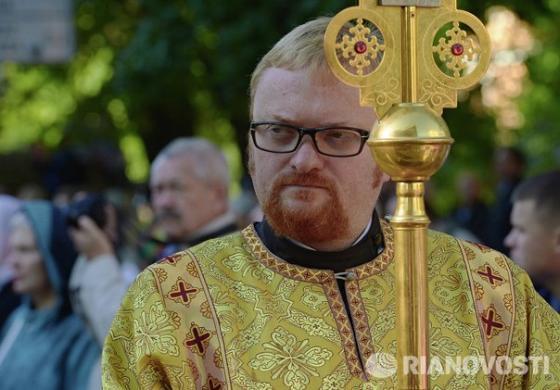 Православный гомофоб Милонов