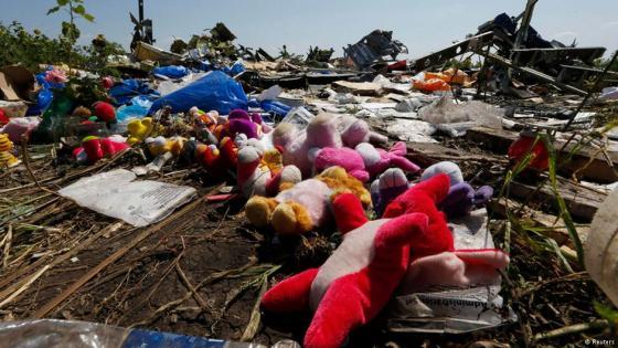 Среди погибших пассажиров рейса MH17 было 80 детей
