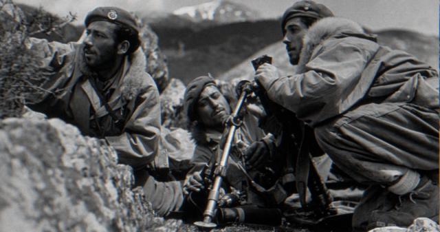 Правительственные войска во время гражданской войны в Греции, 1948 год