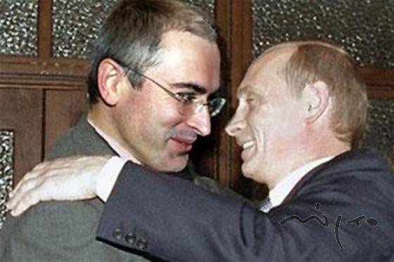 Ходорковский и Путин