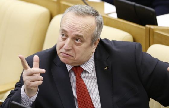 Член комитета Госдумы по обороне единоросс Франц Клинцевич