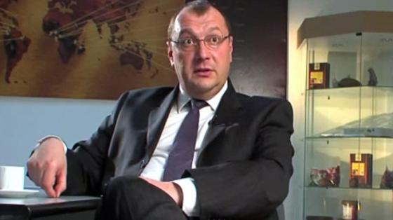 Шоколадный король Ежи Остапчук
