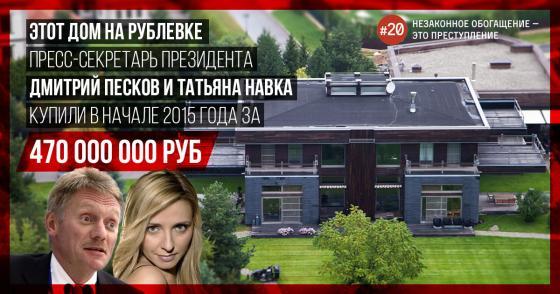 Навка Навку дом купила