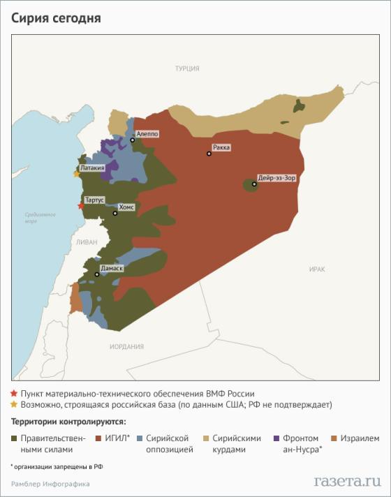 А чо там в Сирии