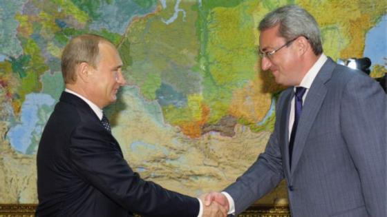 Путин любил Гайзера