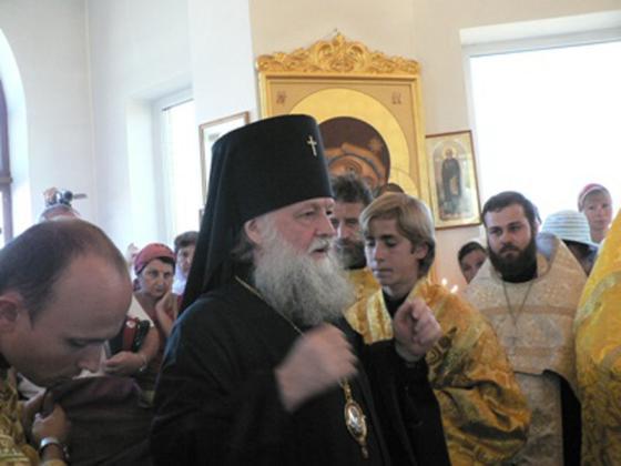 Митрополит Ярославский и Ростовский Пантелеймон