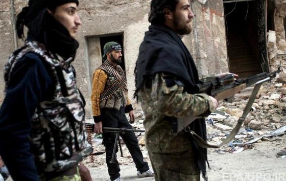 Сирия. Исламобандеровцы
