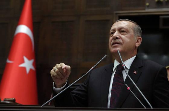А Эрдоган-то не шутил