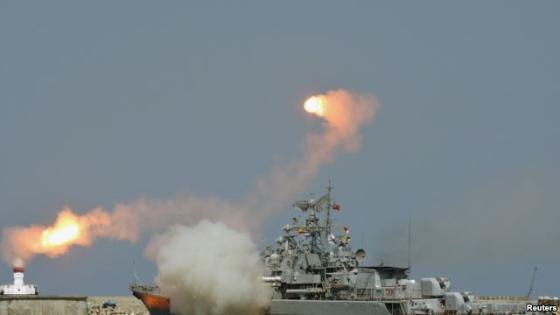 4 из 26 ракет упали на территорию Ирана