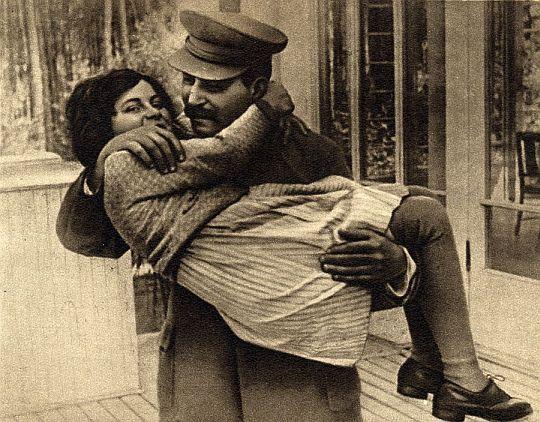 Сталин и Наташа