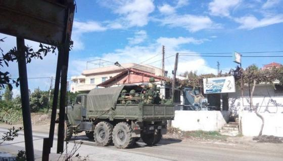 Российский спецназ уже в Сирии