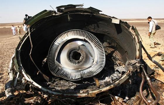 Взрыв двигателя