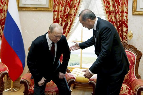 Путин без подгузников