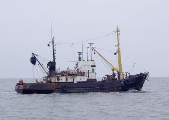 Рыболовный сейнер