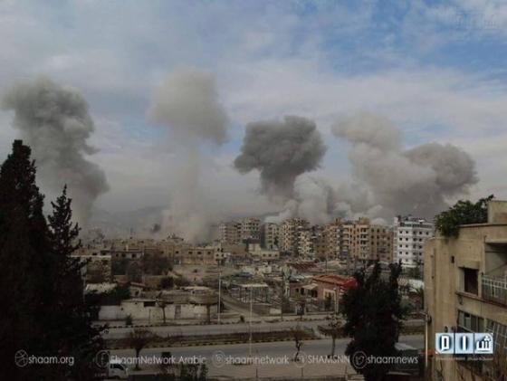Сирия. Дума. 10 км к северо-востоку от Дамаска