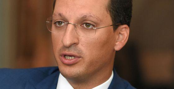 Кирилл Шамалов, муж дочери Путина