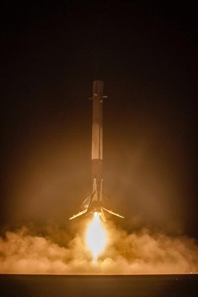 07-Посадка ракета