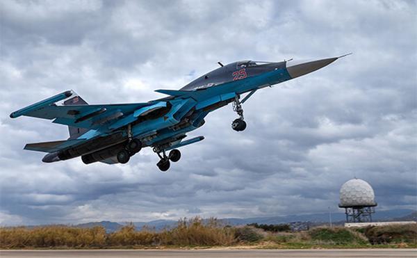 «Неизвестный» Су-34 и дебилы из Министерства Обороны РФ