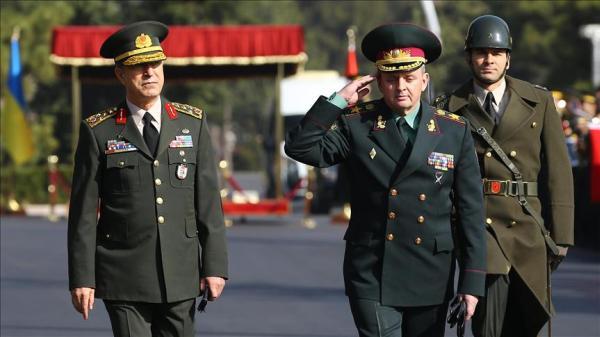 Глава Генштаба Украины прибыл в Турцию