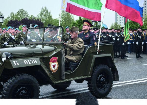 Генералиссимус всея Чечни