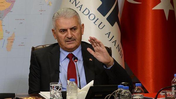 Министр транспорта, морских дел и коммуникаций Турции Бинали Йылдырым