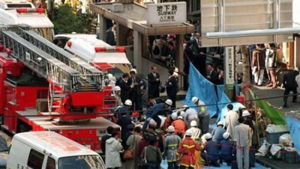 an analysis of the gas attack in tokyo Browse 20 years since sarin gas attack on tokyo subway latest photos view images and find out more about 20 years since sarin gas.