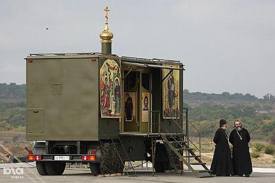 Автомобильный Храм 2