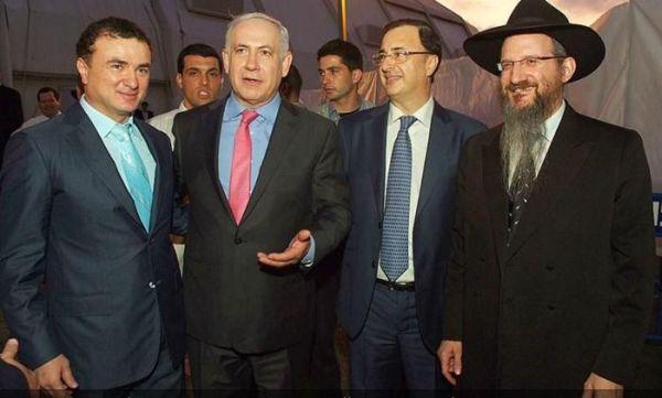 Нетаньяху и Миша Кутаисский