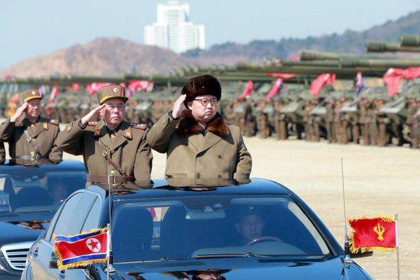 Путин и Ким Чен Ын идейно близки