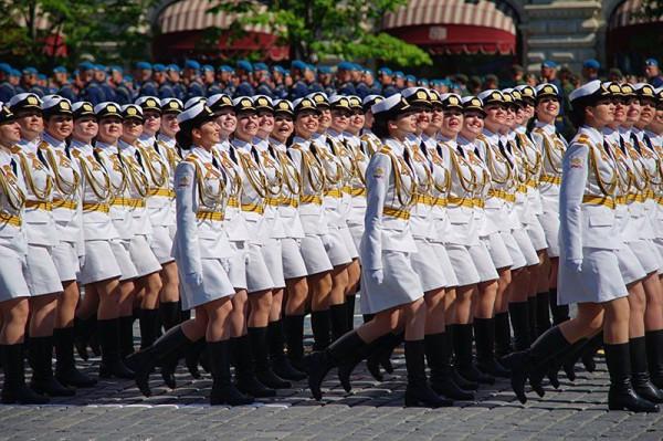 Женская гвардия Владимира Путина